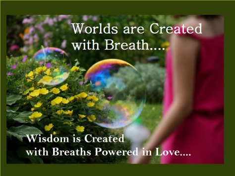 Power Your Breaths With Love